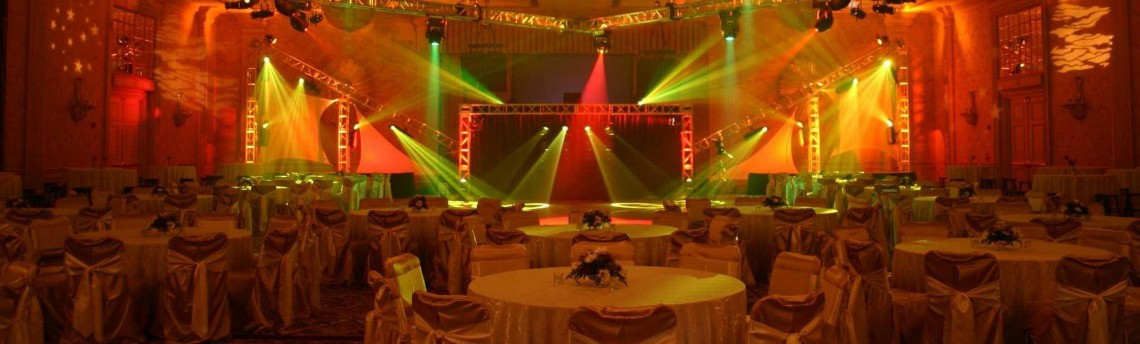 Need Lighting at Your Wedding?